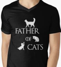 FATHER OF CATS T-Shirt