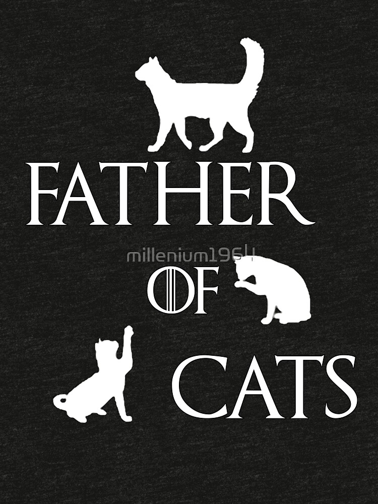 FATHER OF CATS by millenium1964