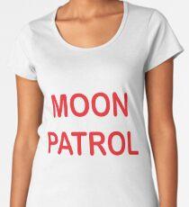 MOON PATROL Women's Premium T-Shirt