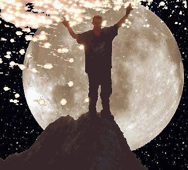 Magic Man by Bryan Belrad