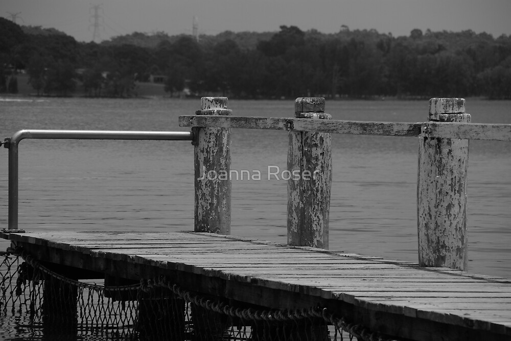 The Jetty by Joanna Roser