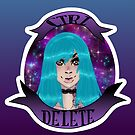 CTRL+ALT+DELETE Girl #3 by Dreaphilia