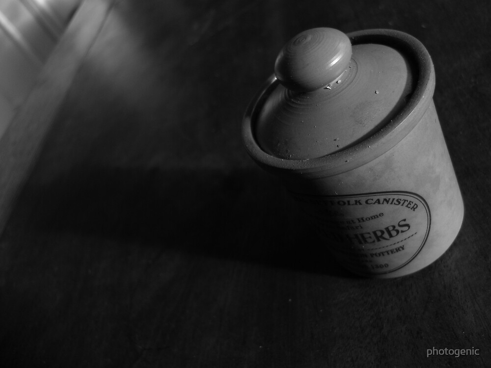 just a canister by photogenic