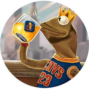 King James Sippin Tea by SenorRickyBobby