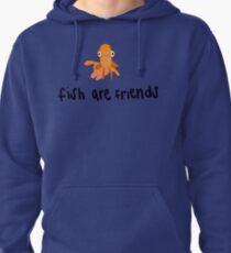 swimmy swimmy Pullover Hoodie
