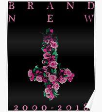 """Brand New """"Farewell Cross"""" Poster"""