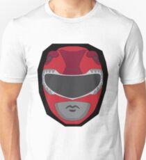 Geometric Red Power T-Shirt