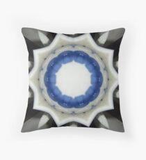 Potters Wheel Throw Pillow