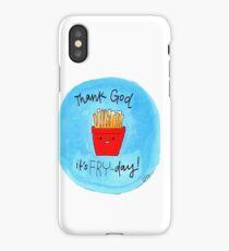 TGIF iPhone Case/Skin