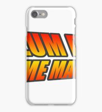Slum Dog Time Machine iPhone Case/Skin