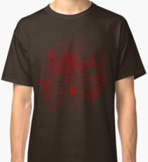 Giant Sea Monster Red | Myths and legends Classic T-Shirt