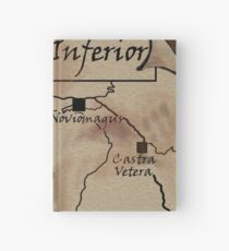 Germania Inferior Hardcover Journal