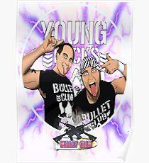 Wrestling T Shirt  Poster