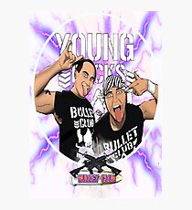Wrestling T Shirt  Photographic Print