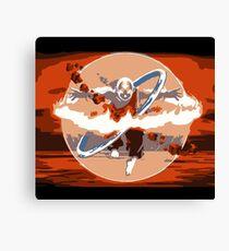 Avatar State Canvas Print
