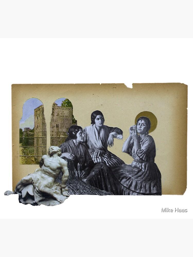 Virgin Mary by haasleblog