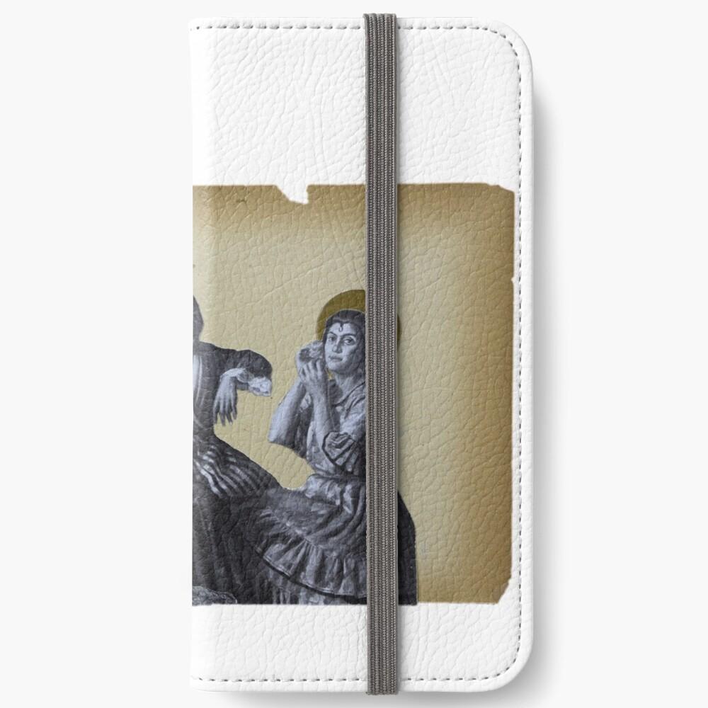 Virgin Mary iPhone Wallet