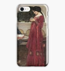John William Waterhouse - The Crystal Ball iPhone Case/Skin