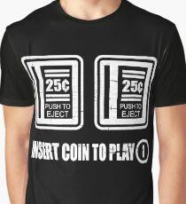 Arcade Cabinet Graphic T-Shirt
