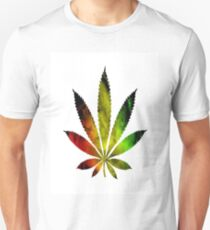 Pot,Weed,Mary Jane,Marijuana, 420,Smoke Unisex T-Shirt