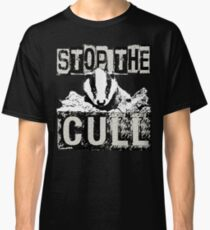 STOP THE CULL Classic T-Shirt