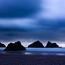 Holywell Bay I by Tom Black