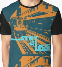 Stay in the Loop Graphic T-Shirt
