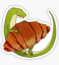 Isaac and Rugelach Sticker