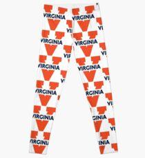 Virginia Cavaliers Logo Leggings