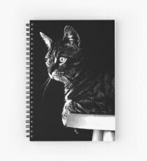 Stool Pigeon Spiral Notebook
