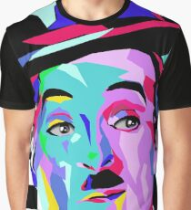 Chalie Chaplin Graphic T-Shirt