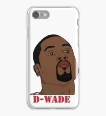 D-Wade iPhone Case/Skin