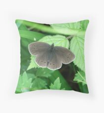 Ringlet Butterfly Throw Pillow