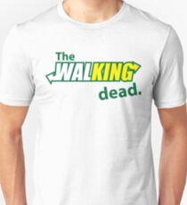 The Walking Subway Parody Unisex T-Shirt