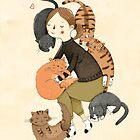 Cat Love by Judith Loske