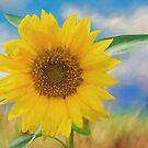Sunflower Surprise by Bonnie T.  Barry