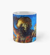Monkey Island - LeChuck - Guybrush Threepwood - The Secret of Monkey Island - Le Chuck Mug