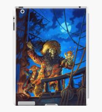 Monkey Island - LeChuck - Guybrush Threepwood - The Secret of Monkey Island - Le Chuck iPad Case/Skin