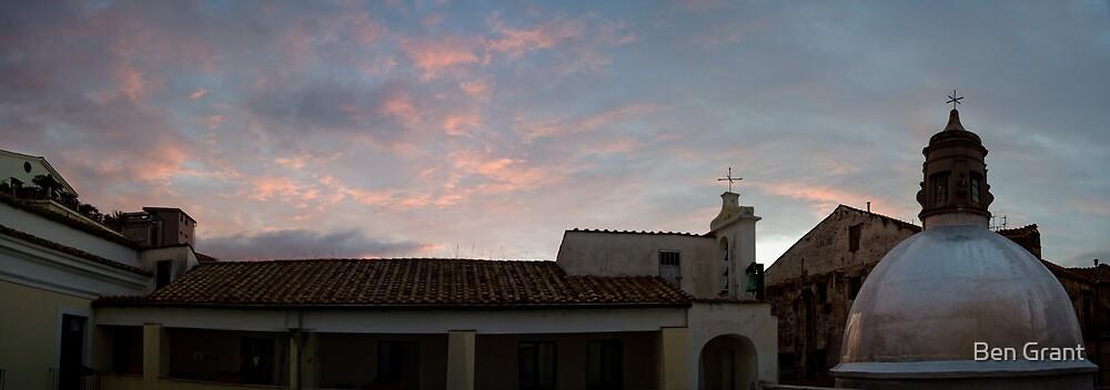 Salerno Sunrise by Ben Grant