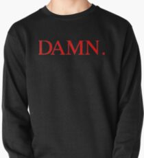 Kendrick Lamar DAMN Pullover