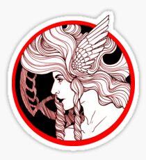Valkirye - Red Sticker