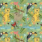 Jungle Adventure by Judith Loske
