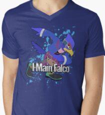 I Main Falco (Purple Alt.) - Super Smash Bros. T-Shirt