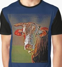 Cow Graphic T-Shirt