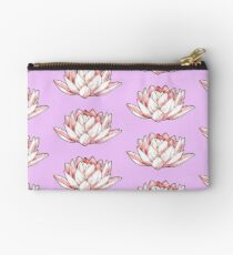 Lotus Flower Studio Pouch