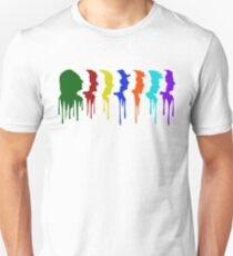 Doctor Who every doctor   T-Shirt