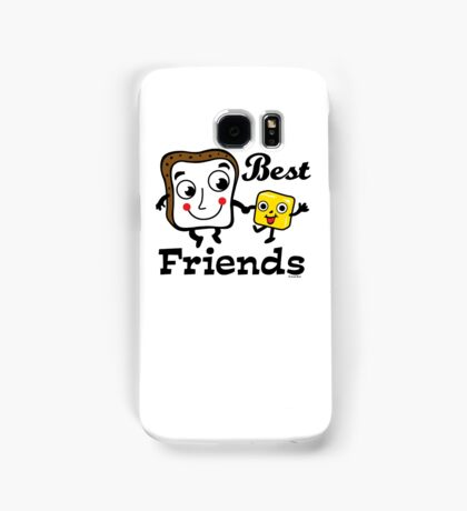 "Bread and Butter ""Best Friends""  Samsung Galaxy Case/Skin"