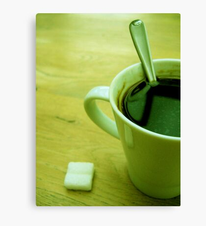 Morning Boost Canvas Print