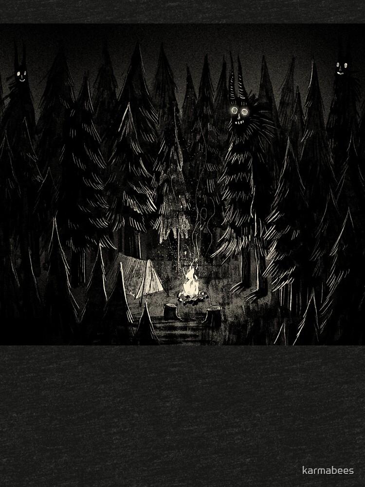 Der Wald ist lebendig von karmabees
