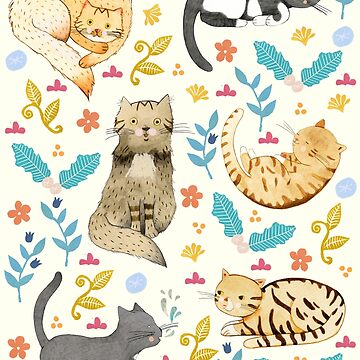 My Cats by Judith-Loske